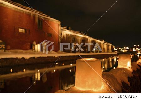 小樽 雪あかりの路 29467227