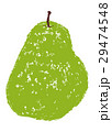 ラ・フランス 水彩画 29474548