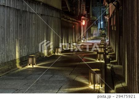 宇陀松山夢街道 町並みライトアップ 29475921