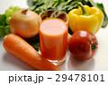 野菜 ジュース 野菜ジュース 菜食 生野菜 ミックスジュース 健康 美容 ニンジン トマト パプリカ 29478101