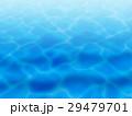波 ウェーブ 水のイラスト 29479701