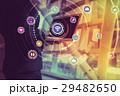 パソコン インターネット ネットワークの写真 29482650
