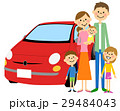 ファミリー 車 29484043