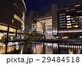 夜 大阪駅 駅ビルの写真 29484518