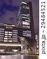夜 大阪駅 駅ビルの写真 29484521