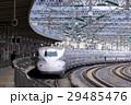 東海道新幹線 出発風景 29485476