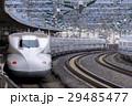 東海道新幹線 出発風景 29485477