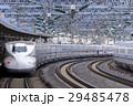 東海道新幹線 出発風景 29485478