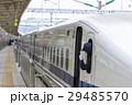 小田原駅 新幹線の発車風景 29485570