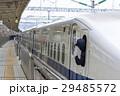 小田原駅 新幹線の発車風景 29485572
