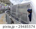 小田原駅 新幹線の発車風景 29485574