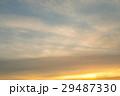 空 夕方 夕暮れの写真 29487330