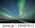オーロラ 景色 風景の写真 29487612