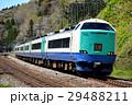 列車 485系3000番台 特急の写真 29488211