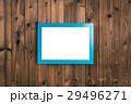 フレーム 板 木目調の写真 29496271