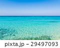沖縄 海景 海の写真 29497093
