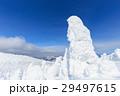 蔵王 樹氷 樹氷群の写真 29497615