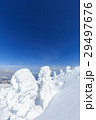 蔵王 樹氷 樹氷群の写真 29497676
