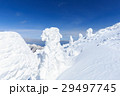 蔵王 樹氷 樹氷群の写真 29497745