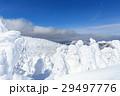 山形蔵王_快晴に輝く樹氷群 29497776