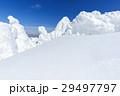 蔵王 樹氷 樹氷群の写真 29497797