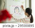 母の日 似顔絵 冷蔵庫の写真 29500895