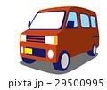 軽ワゴン車 軽ワゴン ワゴンのイラスト 29500995