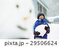雪国で遊ぶ子供 29506624