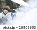 冬 旅行 人物の写真 29506963