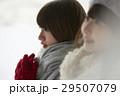 冬 人物 女性の写真 29507079