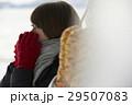 冬 人物 女性の写真 29507083