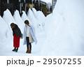 乳頭温泉郷 冬 雪の写真 29507255