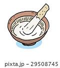 山芋 とろろ すりおろすのイラスト 29508745