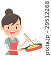 料理 エプロン ベクターのイラスト 29512268