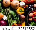 野菜・黒バック 29519352