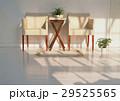 パーソナルソファーとサイドテーブル 29525565