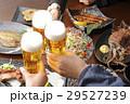 乾杯 宴会 ビールの写真 29527239