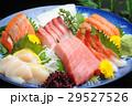 刺身 盛り合わせ 和食の写真 29527526