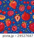 赤い ベクター シームレスのイラスト 29527687