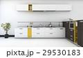 ミニマル キッチン 厨房のイラスト 29530183