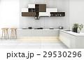 ミニマル キッチン 厨房のイラスト 29530296