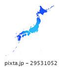 ベクター 日本列島 日本のイラスト 29531052