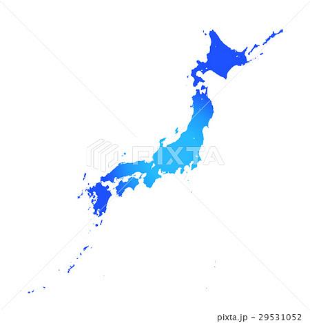 白地の日本列島 29531052