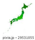 ベクター 日本列島 日本地図のイラスト 29531055
