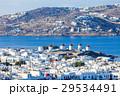 ミコノス島 ギリシア ギリシャの写真 29534491