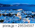 Windmills on Mykonos, Greece 29534507