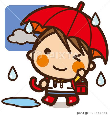がっこうKids 雨の日女子 29547834