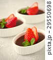 プリン ココアプリン 洋菓子の写真 29550698