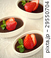 プリン ココアプリン 洋菓子の写真 29550704