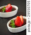 プリン ココアプリン 洋菓子の写真 29550705
